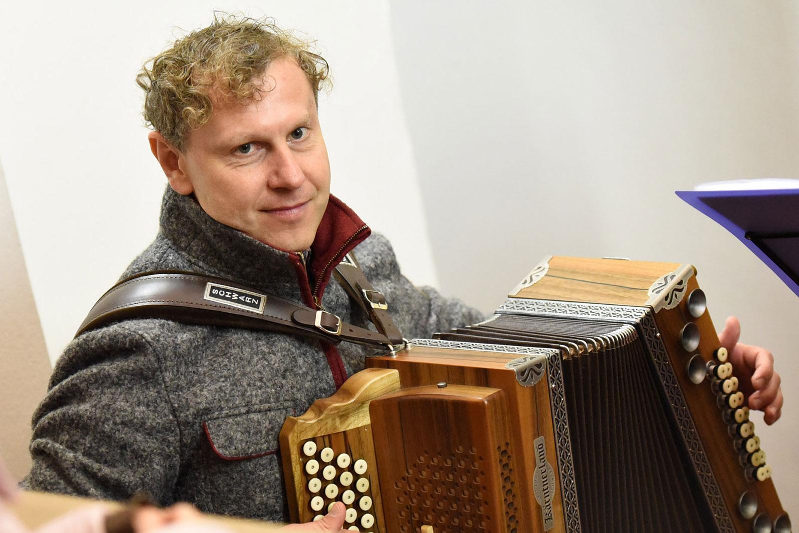 Gerhard Prentner - Steirische Harmonika