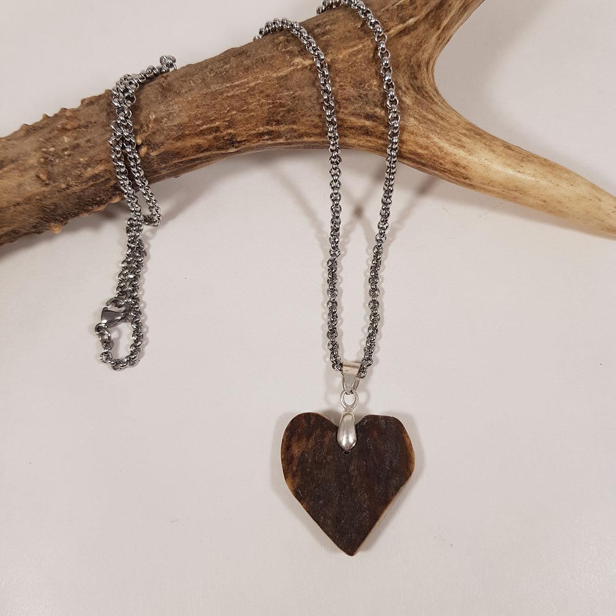 Halskette-Herz